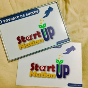 Placute informative start up nation 2018